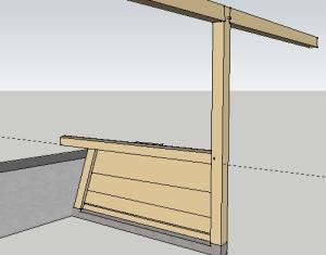 Inredning stall 2